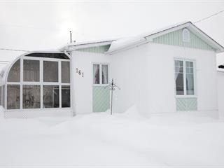 Maison mobile à vendre à Amos, Abitibi-Témiscamingue, 161, Avenue  Douay, 27393236 - Centris.ca