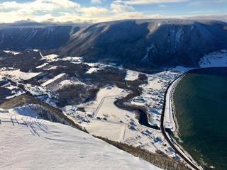 Lot for sale in Mont-Saint-Pierre, Gaspésie/Îles-de-la-Madeleine, Route  Pierre-Mercier, 18063141 - Centris.ca