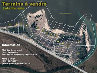 Terrain à vendre à Montebello, Outaouais, 1066D, Rue  Notre-Dame, 21469897 - Centris.ca