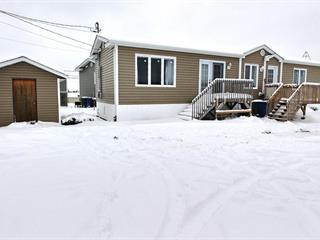 Maison mobile à vendre à Amos, Abitibi-Témiscamingue, 50, Rue  J.-P.-Houde, 23929255 - Centris.ca