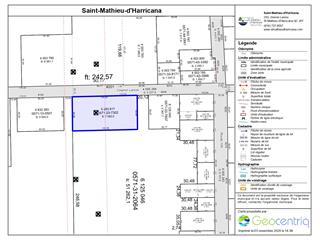 Terrain à vendre à Saint-Mathieu-d'Harricana, Abitibi-Témiscamingue, Chemin  Lanoix, 22247789 - Centris.ca