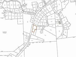 Terrain à vendre à Val-des-Monts, Outaouais, 970, Route  Principale, 24462948 - Centris.ca