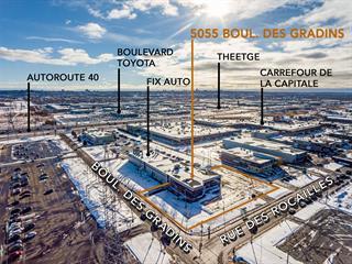 Bâtisse commerciale à louer à Québec (Les Rivières), Capitale-Nationale, 5055, boulevard des Gradins, 10369968 - Centris.ca