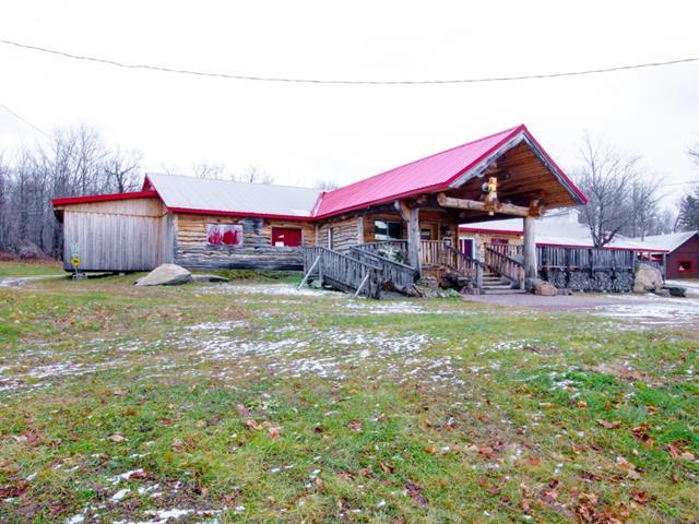 Fermette à vendre à Saint-Mathieu-du-Parc, Mauricie, 1220, Chemin  Saint-Joseph, 22079431 - Centris.ca