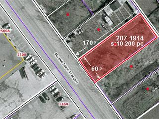Terrain à vendre à Laval (Saint-Vincent-de-Paul), Laval, Montée  Saint-François, 17466651 - Centris.ca
