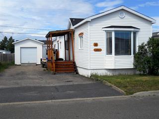 Mobile home for sale in Sept-Îles, Côte-Nord, 18, Rue des Moyacs, 25387871 - Centris.ca
