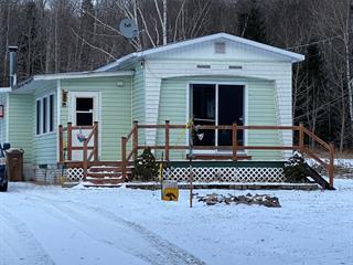 Mobile home for sale in Notre-Dame-du-Laus, Laurentides, 58, Chemin du Rubis, 13604769 - Centris.ca