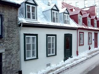 House for sale in Québec (La Cité-Limoilou), Capitale-Nationale, 13, Rue  Sainte-Famille, 20451082 - Centris.ca