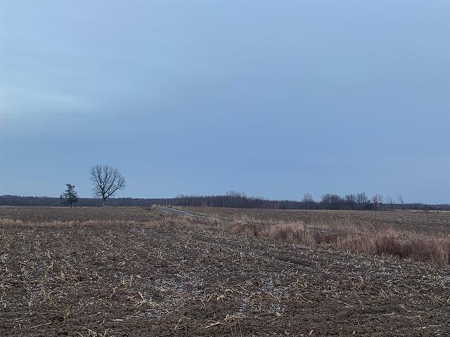 Land for sale in Noyan, Montérégie, 426Z, Chemin de la 4e-Concession, 13692712 - Centris.ca