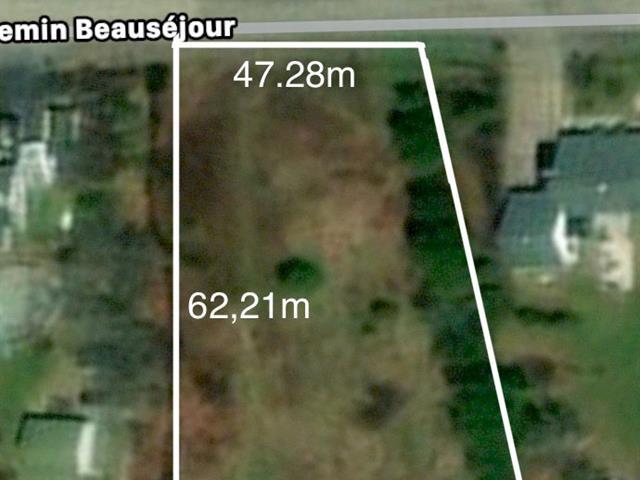 Lot for sale in Rimouski, Bas-Saint-Laurent, Chemin  Beauséjour, 10253696 - Centris.ca