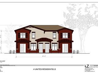 Terrain à vendre à Marieville, Montérégie, 451, Rue  Sainte-Marie, 14242507 - Centris.ca
