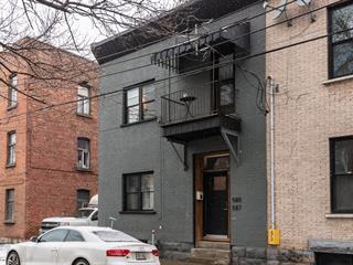 Duplex à vendre à Montréal (Le Sud-Ouest), Montréal (Île), 585 - 587, Avenue  Ash, 16150650 - Centris.ca