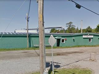 Bâtisse industrielle à vendre à Bury, Estrie, 781, Rue  McIver, 22386658 - Centris.ca