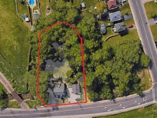 Lot for sale in Vaudreuil-Dorion, Montérégie, 275, boulevard de la Cité-des-Jeunes, 22959327 - Centris.ca