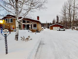 Maison à vendre à Chibougamau, Nord-du-Québec, 1024, Route  167 Sud, 12808178 - Centris.ca
