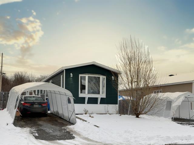 Maison mobile à vendre à Sainte-Anne-de-Beaupré, Capitale-Nationale, 40, Rue  Morel, 14937216 - Centris.ca