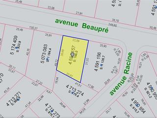Lot for sale in Shawinigan, Mauricie, Avenue  Beaupré, 19790577 - Centris.ca