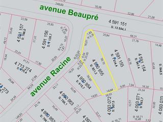 Terrain à vendre à Shawinigan, Mauricie, Avenue  Racine, 12904472 - Centris.ca