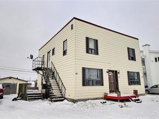 Triplex for sale in Barraute, Abitibi-Témiscamingue, 655A - 657B, 2e Rue Ouest, 12871091 - Centris.ca