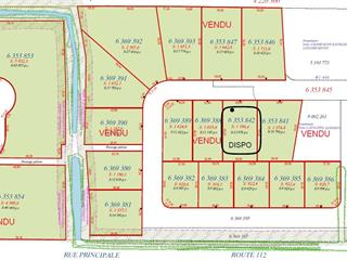 Lot for sale in Saint-Frédéric, Chaudière-Appalaches, Rue  Lehoux, 16316697 - Centris.ca