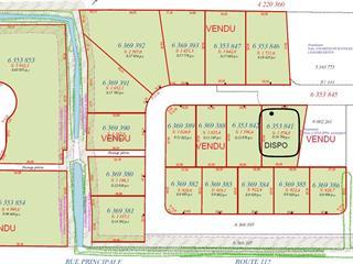 Lot for sale in Saint-Frédéric, Chaudière-Appalaches, Rue  Lehoux, 12840329 - Centris.ca