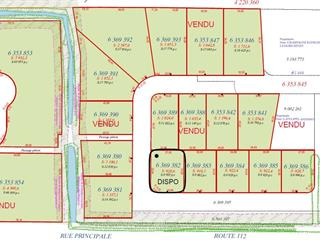Lot for sale in Saint-Frédéric, Chaudière-Appalaches, Rue  Lehoux, 26059258 - Centris.ca