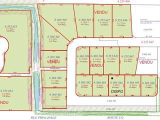 Lot for sale in Saint-Frédéric, Chaudière-Appalaches, Rue  Lehoux, 28752483 - Centris.ca