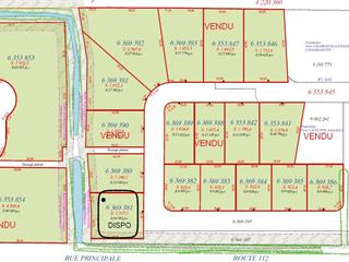 Lot for sale in Saint-Frédéric, Chaudière-Appalaches, Rue  Lehoux, 23319604 - Centris.ca