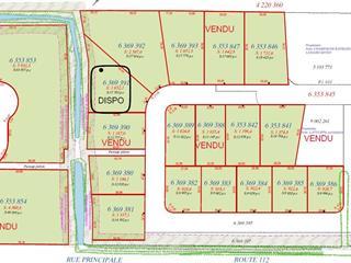 Lot for sale in Saint-Frédéric, Chaudière-Appalaches, Rue  Lehoux, 25495762 - Centris.ca
