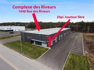 Commercial unit for rent in Lévis (Desjardins), Chaudière-Appalaches, 1648, Rue des Riveurs, suite 10-20, 26971035 - Centris.ca