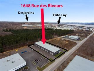 Local commercial à louer à Lévis (Desjardins), Chaudière-Appalaches, 1648, Rue des Riveurs, local 5-16, 24284446 - Centris.ca