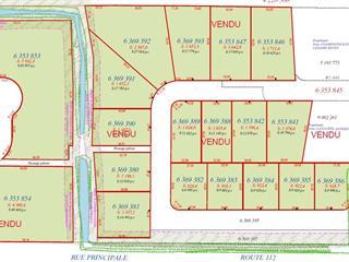 Lot for sale in Saint-Frédéric, Chaudière-Appalaches, Rue  Lehoux, 15947929 - Centris.ca
