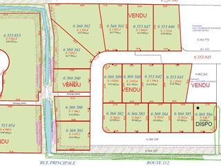 Lot for sale in Saint-Frédéric, Chaudière-Appalaches, Rue  Lehoux, 22696198 - Centris.ca