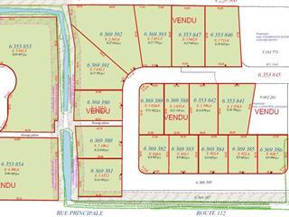 Lot for sale in Saint-Frédéric, Chaudière-Appalaches, Rue  Lehoux, 22397650 - Centris.ca