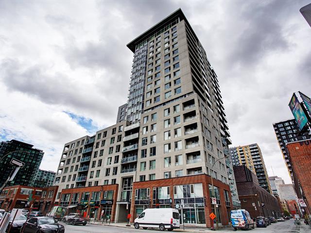 Condo / Apartment for rent in Montréal (Le Sud-Ouest), Montréal (Island), 1045, Rue  Wellington, apt. 809, 17771847 - Centris.ca