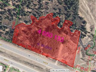 Terrain à vendre à Mont-Tremblant, Laurentides, Route  117, 14413540 - Centris.ca