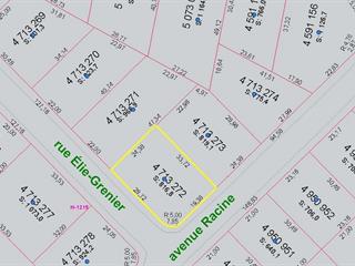 Terrain à vendre à Shawinigan, Mauricie, Rue  Élie-Grenier, 15519077 - Centris.ca