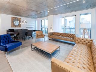 Condo / Apartment for rent in Montréal (Le Sud-Ouest), Montréal (Island), 235, Rue  Peel, apt. 1517B, 9474675 - Centris.ca