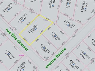 Terrain à vendre à Shawinigan, Mauricie, Rue  Élie-Grenier, 22634581 - Centris.ca
