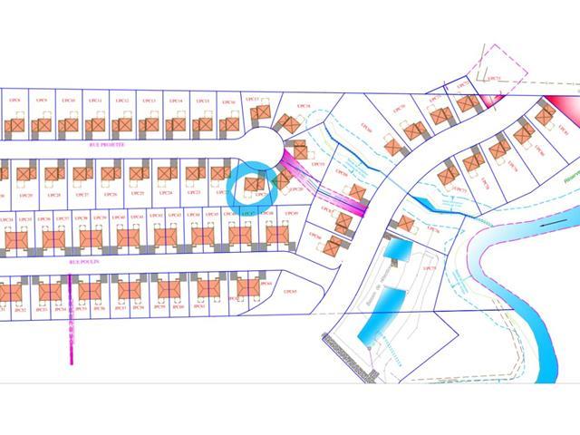Terrain à vendre à Pont-Rouge, Capitale-Nationale, Rue  Cantin, 15356499 - Centris.ca