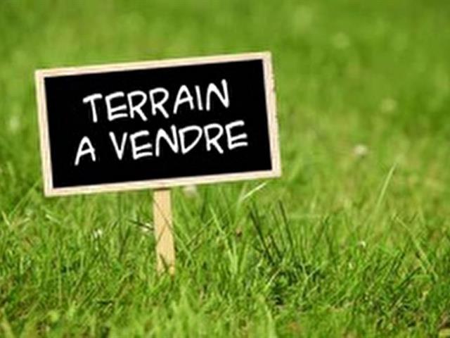 Terrain à vendre à Pont-Rouge, Capitale-Nationale, Rue  Cantin, 27016589 - Centris.ca