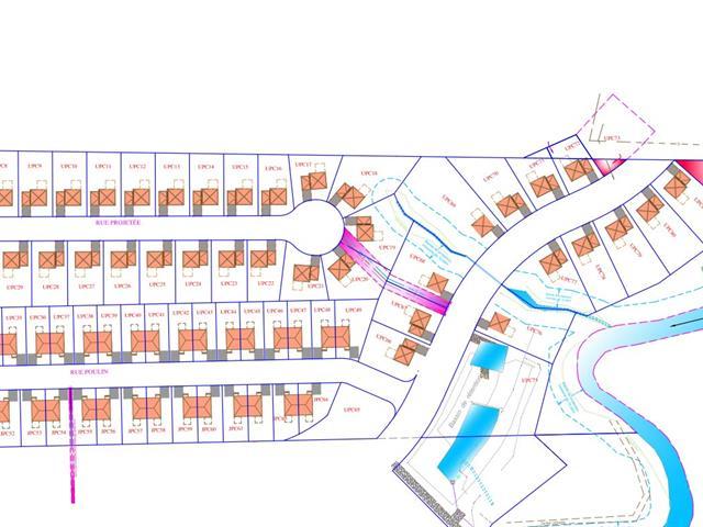 Terrain à vendre à Pont-Rouge, Capitale-Nationale, Rue  Cantin, 11733476 - Centris.ca