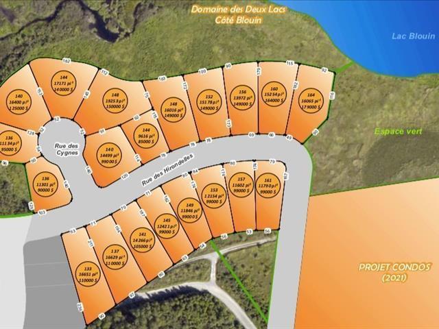Lot for sale in Val-d'Or, Abitibi-Témiscamingue, 149, Rue des Hirondelles, 23854121 - Centris.ca