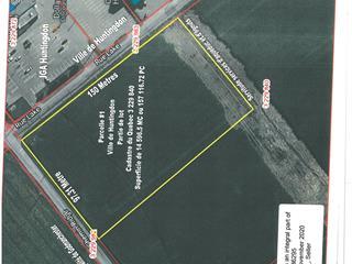 Terrain à vendre à Huntingdon, Montérégie, Rue  Lake, 9476070 - Centris.ca
