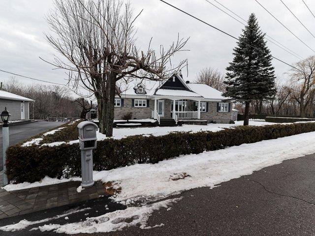 Hobby farm for sale in Lavaltrie, Lanaudière, 281Z, Rang  Point-du-Jour Nord, 27760257 - Centris.ca