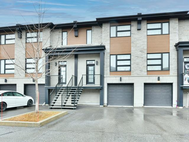 Condominium house for sale in Boisbriand, Laurentides, 649, Rue  Papineau, 25878603 - Centris.ca