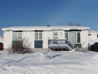 House for sale in Lebel-sur-Quévillon, Nord-du-Québec, 60, Rue des Saules, 13943853 - Centris.ca