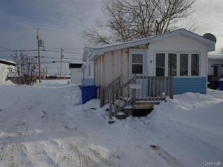 Mobile home for sale in Port-Cartier, Côte-Nord, 9, Rue  Boucher, 13150102 - Centris.ca