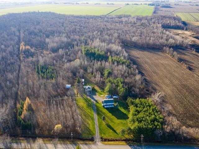 Fermette à vendre à Saint-Édouard, Montérégie, 540Z, Rang des Sloan, 22795485 - Centris.ca