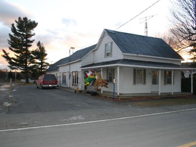 Maison à vendre à Sainte-Christine, Montérégie, 647, 1er Rang Ouest, 10957751 - Centris.ca